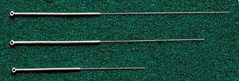 中国で使用される鍼