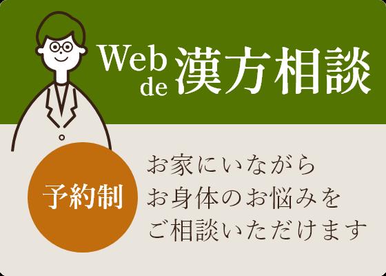 Web de 漢方相談